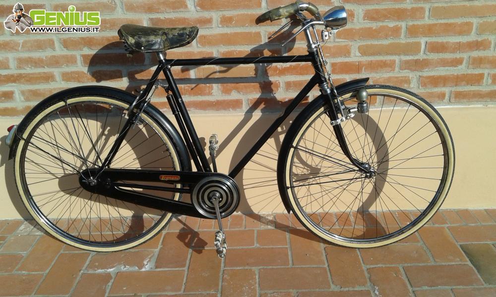 Bicicletta Legnano Da Uomo Anno 1951 Tutta Originale Con Freni